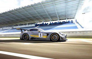 Mercedes AMG GT3. Una nueva bestia para los circuitos