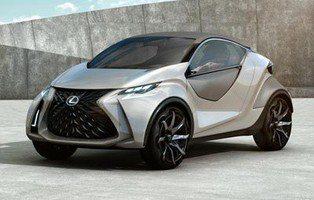 Lexus LF-SA Concept. Un utilitario muy personal
