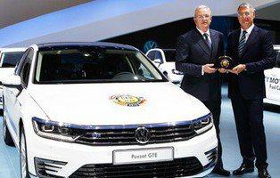 Volkswagen Passat. Coche del Año en Europa 2015