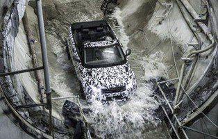 Range Rover Evoque Convertible. Se confirma su producción en serie