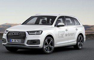 Audi Q7 e-tron quattro. El todocamino más eficiente de Audi