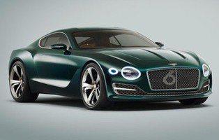 Bentley EXP 10 Speed 6. Un concept que podría ser una realidad