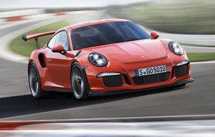 Porsche 911 GT3 RS. Casi de competición