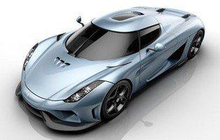 Koenigsegg Regera. Con una mecánica híbrida innovadora