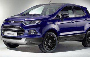 Ford EcoSport 2015. Gana puntos a su favor