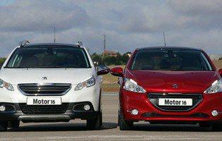 Comparativa Peugeot 208 e-HDI 92 Allure y 2008 e-HDI 92 Allure. Sus diferencias les acercan