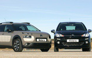 Comparativa Citroën C3 HDI 90 Collection y Citroën C4 Cactus e-HDI 92 ETG6 Feel Fine. Mismo asunto, distintas visiones.