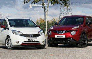 Comparativa Nissan Note dCi 90 Tekna Premium y Nissan Juke dCi 110 Tekna Premium. La lógica frente a la