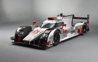 Audi R-18 e-tron quattro. El nuevo bólido para LeMans