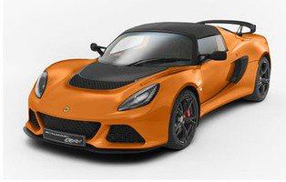 Lotus Exige S Club Racer. Una versión más deportiva aún