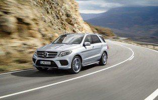 Mercedes GLE. Un nuevo todocamino con estrella
