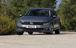 Volkswagen Passat 1.4 TSI ACT 150. Un diésel con siglas TSI