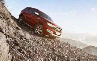 Ford Everest 2015. Un todoterreno de los de toda la vida