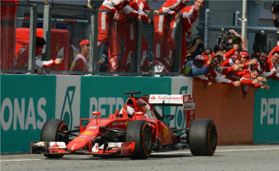 Gran Premio de Malasia 2015 de Fórmula 1