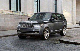Range Rover SV Autobiography. Definición de lujo según Land Rover