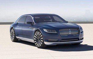 Lincoln Continental Concept. Un nuevo buque insignia