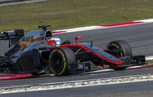 Alonso y McLaren. Todavía en el Q1 y doblados