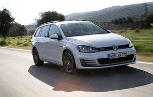 Volkswagen Golf Variant GTD. De largo recorrido