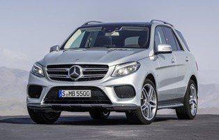 Mercedes GLE. A la venta a partir de septiembre