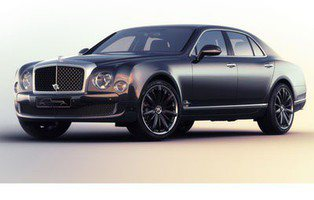 Bentley Mulsanne Speed Blue Train. Exclusividad pura