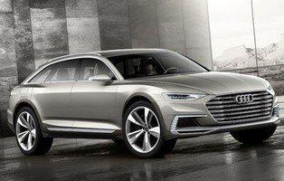 Audi Prologue Allroad. El tercer integrante de la nueva familia
