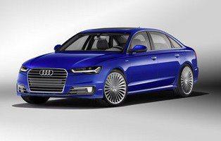 Audi A6L e-tron. El nuevo híbrido de la marca de los cuatro aros