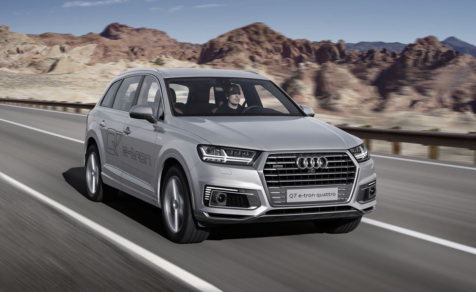 Audi Q7 2.0 e-tron quattro