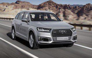 Audi Q7 2.0 e-tron quattro. Segunda versión híbrida para el nuevo Q7