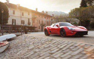 ATS 2500 GT. Un deportivo italiano para amantes de la conducción