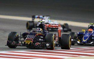 Carlos Sainz. El Toro Rosso donde no se le esperaba