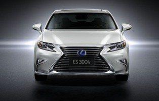 Lexus ES. Máximo refinamiento