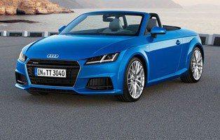 Audi TT 1.8 TFSI. Acceso a la exclusividad