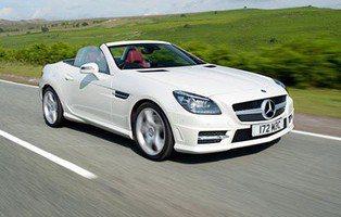 Mercedes SLK 2015. Ahora cumple Euro6 y es más seguro