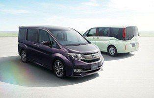 Honda Step WGN. Estrena el nuevo propulsor 1.5 i-VTEC Turbo
