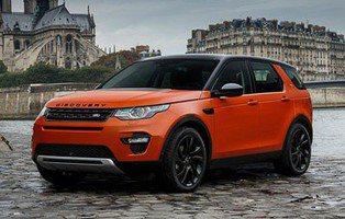 Land Rover Discovery Sport. Estrenará los nuevos motores Ingenium