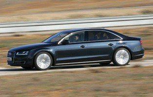Audi A8 L 6.3 FSI W12 Quattro Tiptronic. Hoy conduzco yo