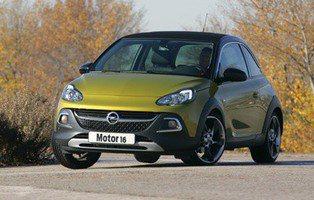 Opel Adam Rocks 1.0 Ecotec Turbo 115 CV. No vas a encontrar otro igual