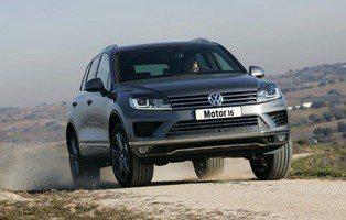 Volkswagen Touareg 3.0 V6 TDI Terrain Tech. Se adapta a todos los terrenos