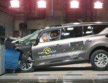 Renault Espace y Suzuki Vitara. 5 estrellas en seguridad