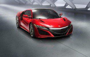 Honda NSX. Con tecnologías de vanguardia