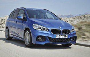 BMW Serie 2 Gran Tourer. La familia según BMW