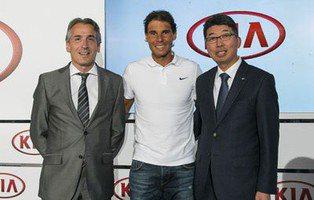 Rafa Nadal y Kia. Juntos 5 años más