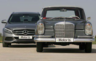 Mercedes 230 S Universal/Mercedes C220 Bluetec Estate. 50 años de familiares con estrella