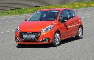 Peugeot 208 BlueHDI 100. Establece un nuevo récord en consumo