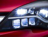 Opel Astra con LED matricial IntelliLux. Iluminación de altas prestaciones