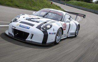 Porsche 911 GT3 R 2015. Para disfrutar de la competición