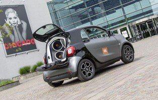 Smart ForTwo y JBL. Esto si que es un radiocasete portátil