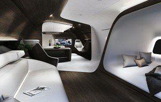 Mercedes-Benz y Lufthansa se unen para crear las cabinas Vip del futuro