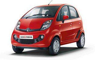 Tata GenX Nano. Nueva imagen y más seguridad para este urbano indio