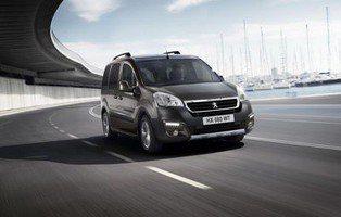 Peugeot Partner y Partner Tepee. A la venta con packs tecnológicos de serie